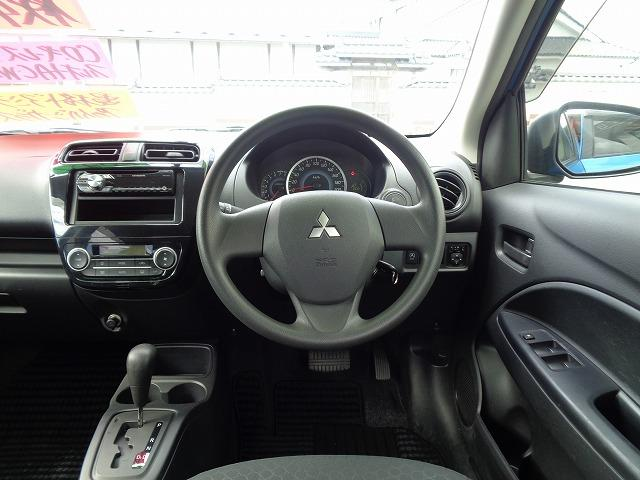 M アイドリングストップ CD キ-レス フルオ-トAC ABS Wエアバック 電格ドアミラ- プライバシーガラス(17枚目)