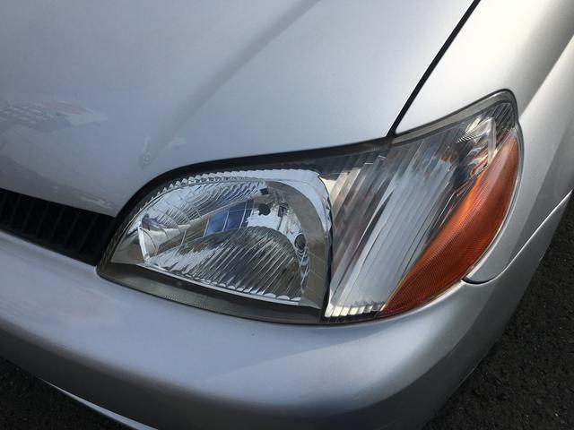 トヨタ プラッツ 1.3F 4WD エアバック マニュアル車