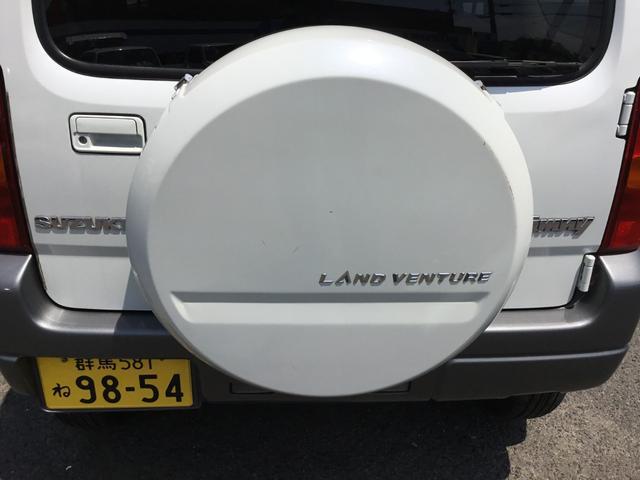 ランドベンチャー 4WD 地デジ ナビ 純正アルミ(15枚目)