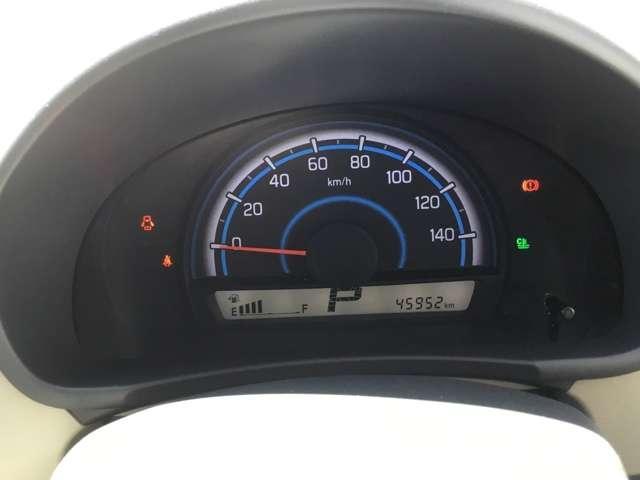【メーターパネル】  走行距離45,952km