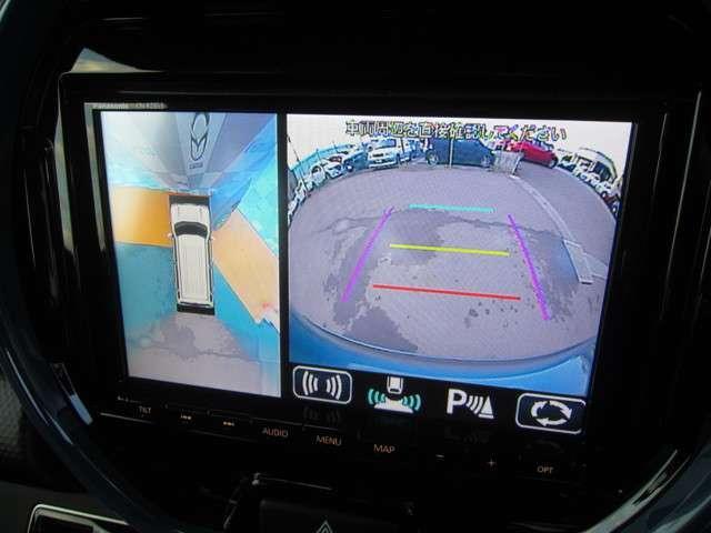 HYBRID XT 4WD 全方位モニター 衝突被害軽減ブレ(18枚目)