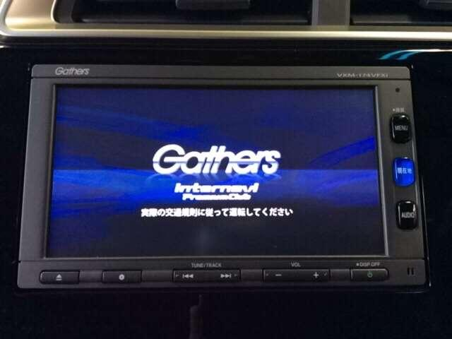 13G・Fパッケージ ナビ(10枚目)