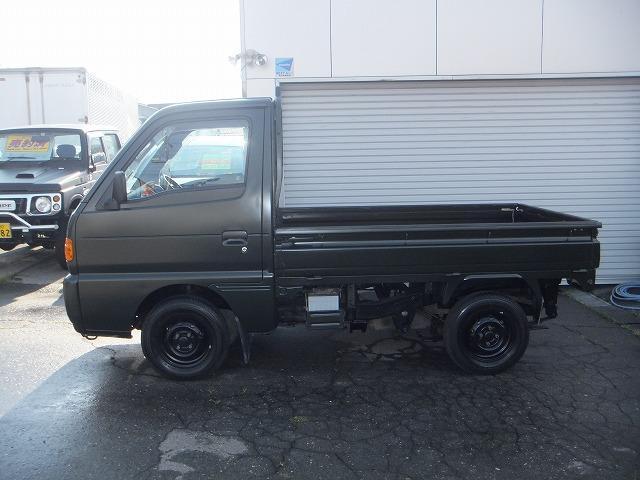 KU 4WD 全塗装 5速マニュアル 内張り張替(8枚目)