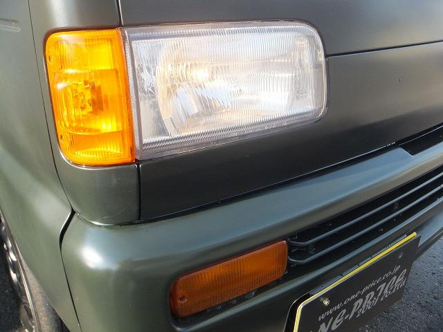 KU 4WD 全塗装 5速マニュアル 内張り張替(10枚目)