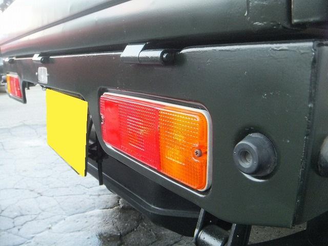 KU 4WD 全塗装 5速マニュアル 内張り張替(11枚目)