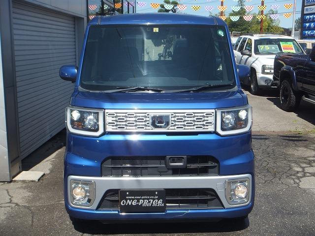 G SA 純正ナビ TV ETC シートヒーター 両側パワースライドドア LEDヘッドライト 純正エンジンスターター(3枚目)