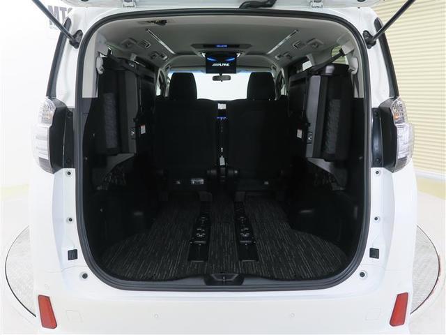 2.5Z Aエディション フルセグ DVD再生 後席モニター バックカメラ 衝突被害軽減システム ETC 両側電動スライド LEDヘッドランプ 乗車定員7人 3列シート ワンオーナー 記録簿(16枚目)