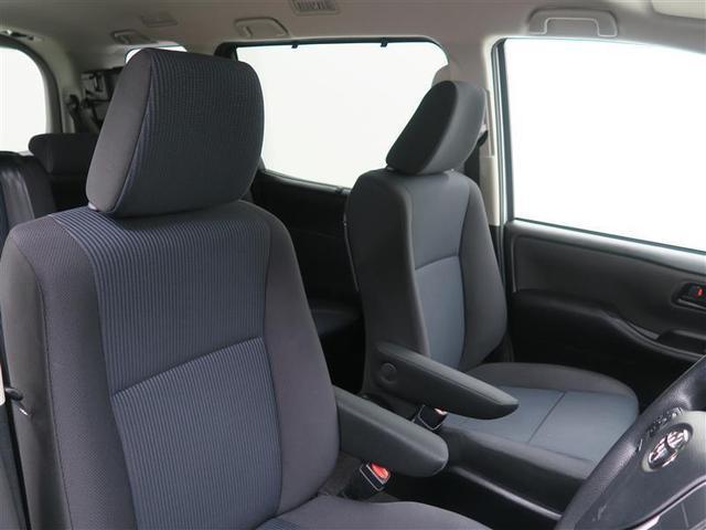 X 4WD ワンセグ メモリーナビ ミュージックプレイヤー接続可 バックカメラ 衝突被害軽減システム ETC 電動スライドドア LEDヘッドランプ ウオークスルー 乗車定員8人 3列シート ワンオーナー(8枚目)