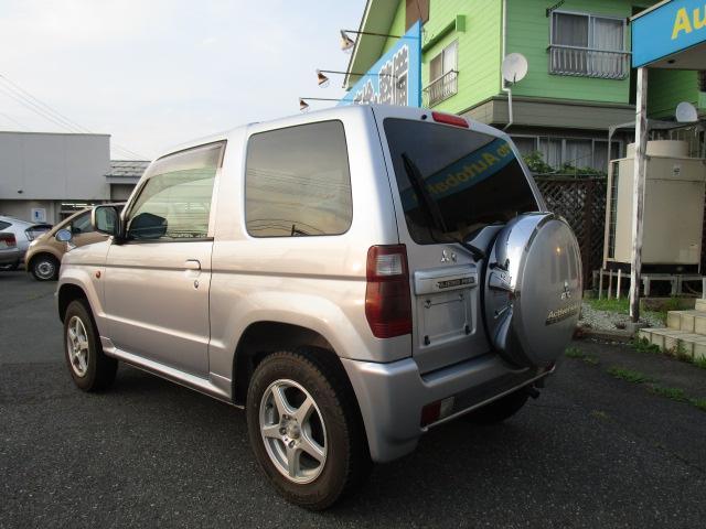 「三菱」「パジェロミニ」「コンパクトカー」「山形県」の中古車8