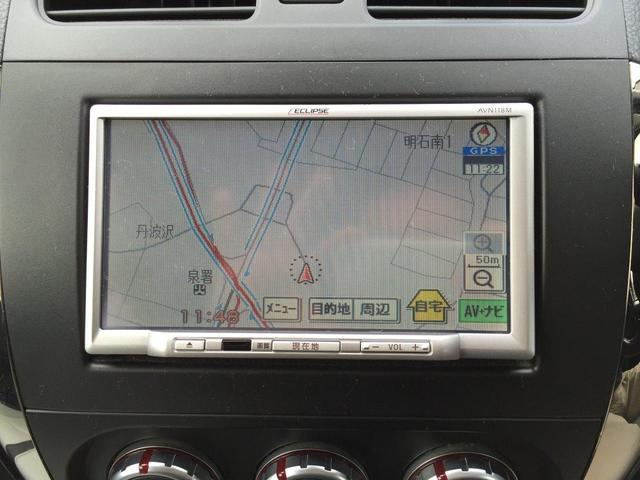 スズキ SX4 1.5ヘリーハンセン リミテッド SDDナビ 1セグ ETC