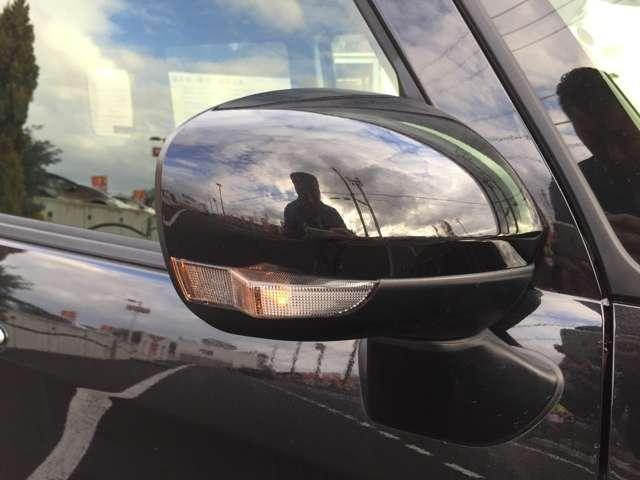 見た目だけでなく、対向車からの視認性の向上につながって安全度もアップ☆