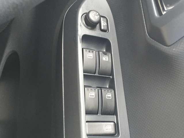 「窓側スイッチ」各スイッチがまとめることで操作がとても便利です!