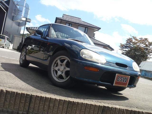 「スズキ」「カプチーノ」「オープンカー」「福島県」の中古車6