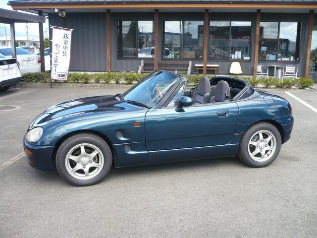 「スズキ」「カプチーノ」「オープンカー」「福島県」の中古車16