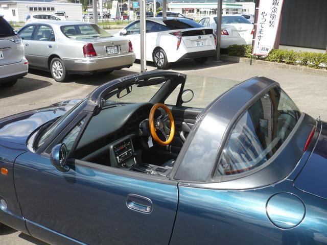 「スズキ」「カプチーノ」「オープンカー」「福島県」の中古車24