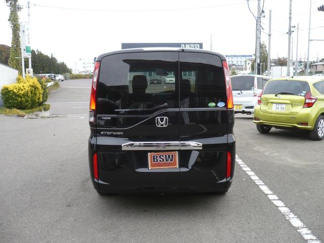 「ホンダ」「ステップワゴン」「ミニバン・ワンボックス」「福島県」の中古車7