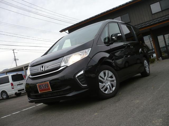 「ホンダ」「ステップワゴン」「ミニバン・ワンボックス」「福島県」の中古車10