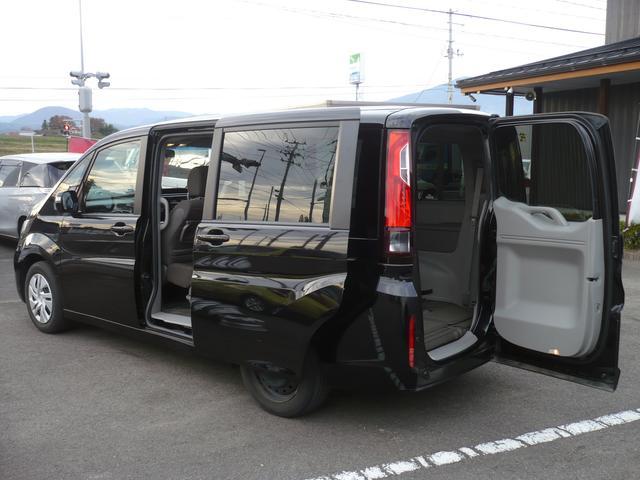 「ホンダ」「ステップワゴン」「ミニバン・ワンボックス」「福島県」の中古車46