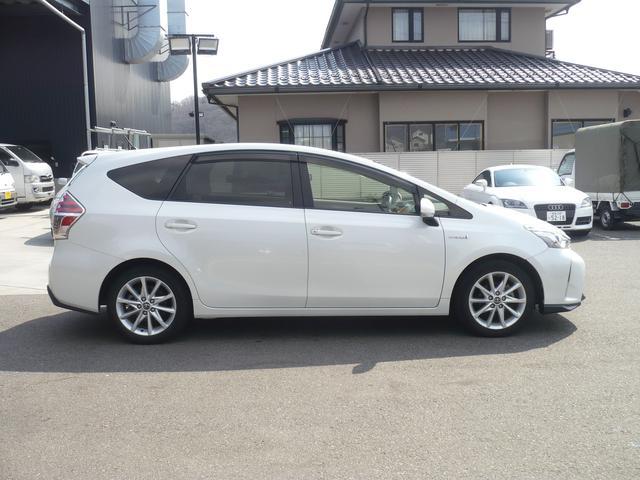 「トヨタ」「プリウスα」「ミニバン・ワンボックス」「福島県」の中古車5