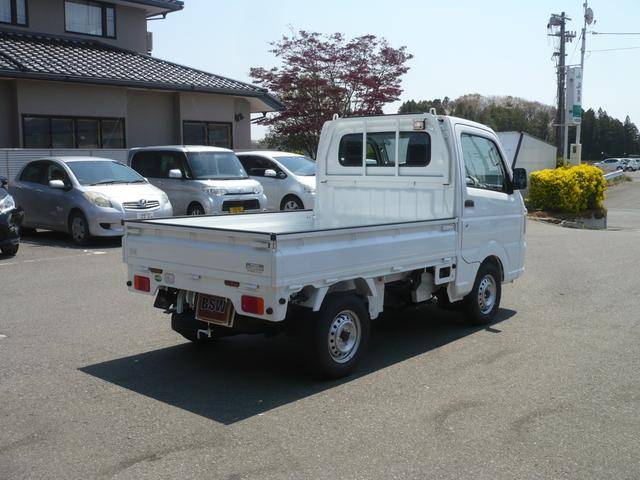 「スズキ」「キャリイトラック」「トラック」「福島県」の中古車8
