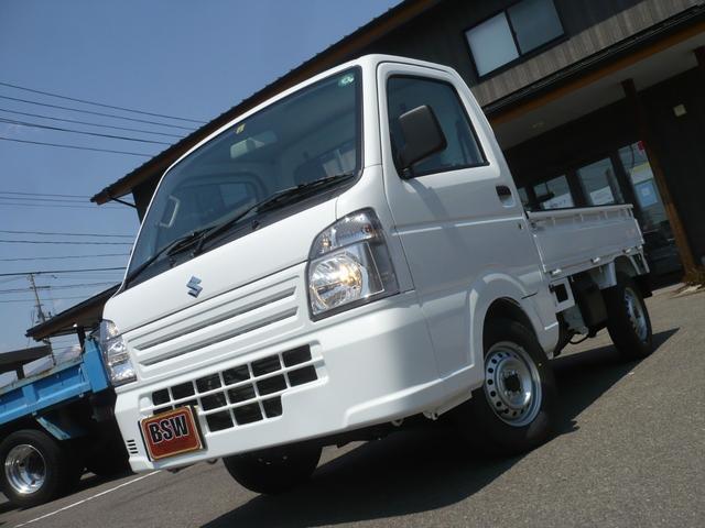 「スズキ」「キャリイトラック」「トラック」「福島県」の中古車10