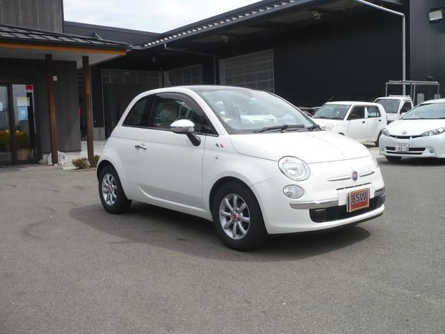「フィアット」「500(チンクエチェント)」「コンパクトカー」「福島県」の中古車3