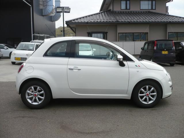 「フィアット」「500(チンクエチェント)」「コンパクトカー」「福島県」の中古車4