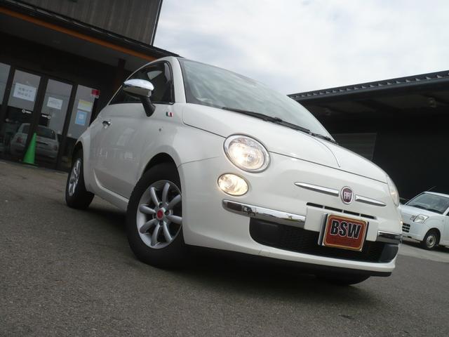 「フィアット」「500(チンクエチェント)」「コンパクトカー」「福島県」の中古車6