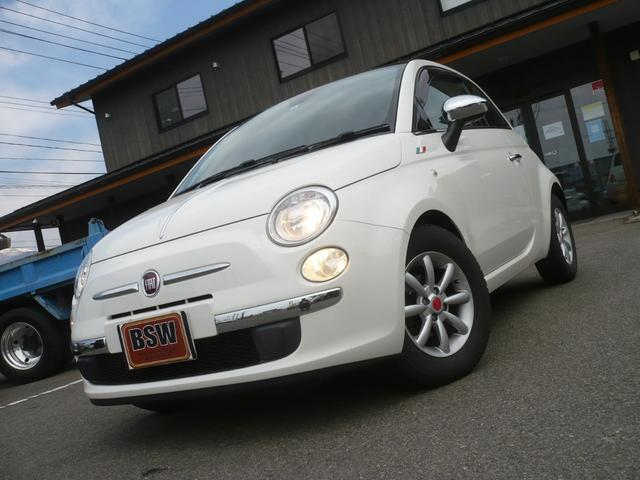 「フィアット」「500(チンクエチェント)」「コンパクトカー」「福島県」の中古車7