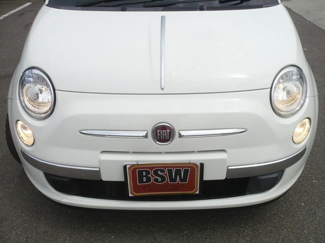 「フィアット」「500(チンクエチェント)」「コンパクトカー」「福島県」の中古車8