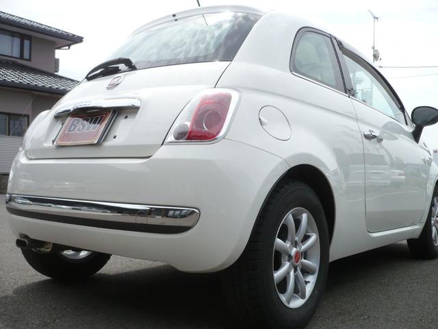 「フィアット」「500(チンクエチェント)」「コンパクトカー」「福島県」の中古車14