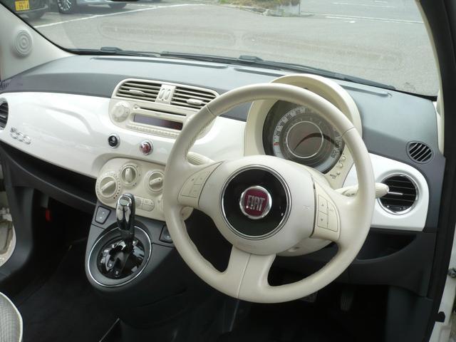 「フィアット」「500(チンクエチェント)」「コンパクトカー」「福島県」の中古車20