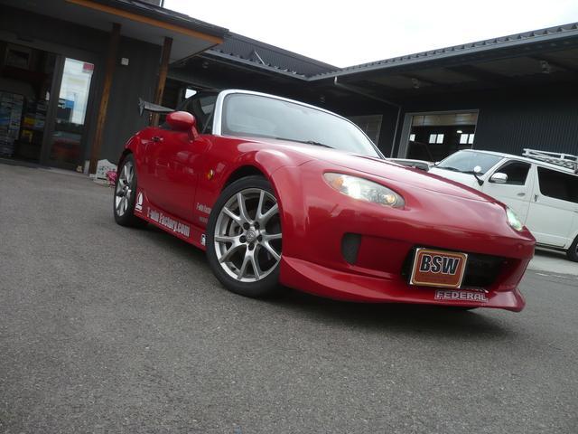 「マツダ」「ロードスター」「オープンカー」「福島県」の中古車6