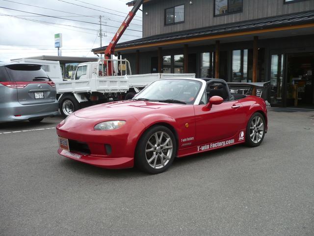 「マツダ」「ロードスター」「オープンカー」「福島県」の中古車8
