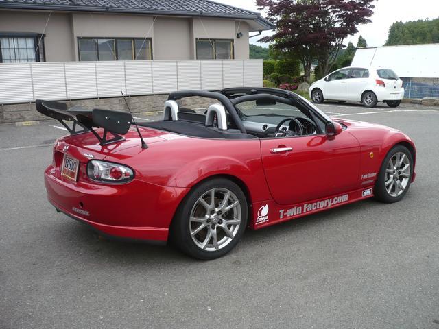 「マツダ」「ロードスター」「オープンカー」「福島県」の中古車13