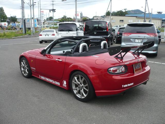 「マツダ」「ロードスター」「オープンカー」「福島県」の中古車14