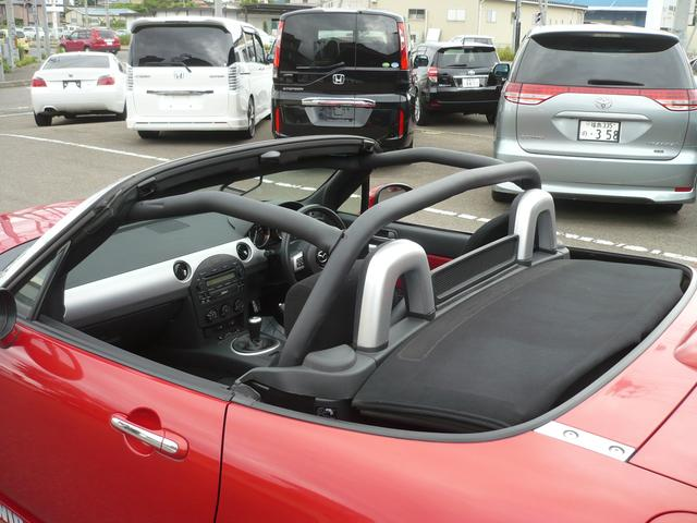 「マツダ」「ロードスター」「オープンカー」「福島県」の中古車17