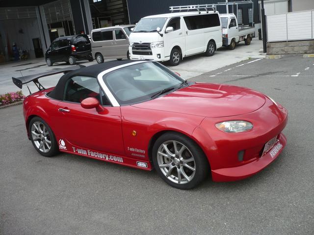 「マツダ」「ロードスター」「オープンカー」「福島県」の中古車19
