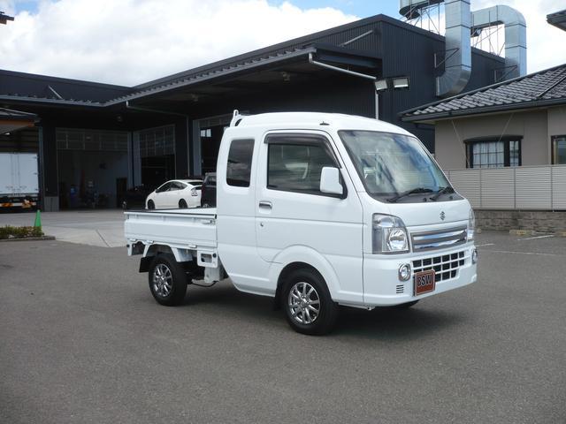 「スズキ」「スーパーキャリイ」「トラック」「福島県」の中古車3