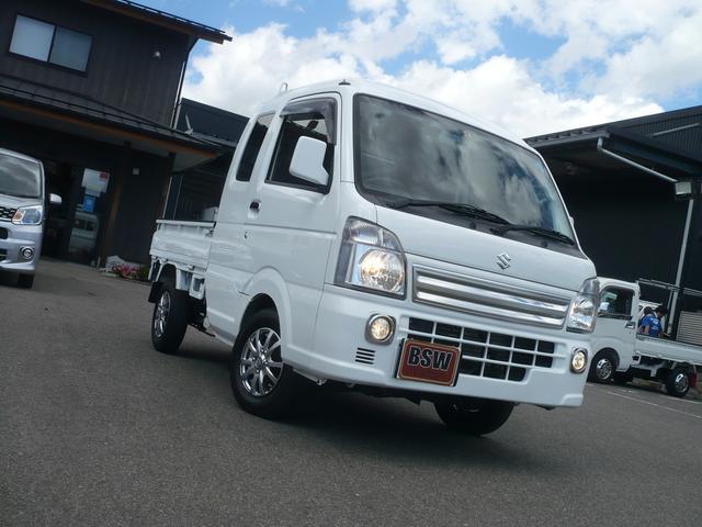「スズキ」「スーパーキャリイ」「トラック」「福島県」の中古車6