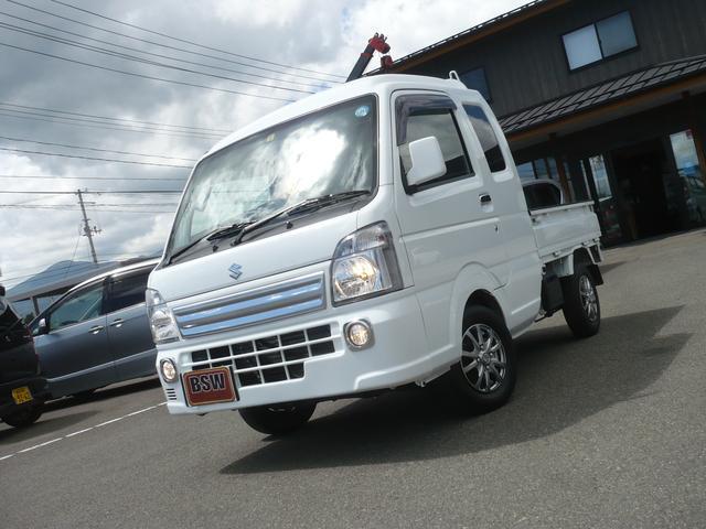 「スズキ」「スーパーキャリイ」「トラック」「福島県」の中古車7