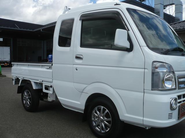 「スズキ」「スーパーキャリイ」「トラック」「福島県」の中古車9