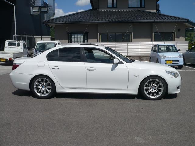 「BMW」「5シリーズ」「セダン」「福島県」の中古車4