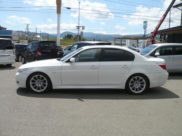 「BMW」「5シリーズ」「セダン」「福島県」の中古車5