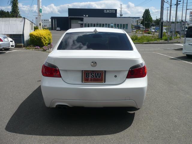 「BMW」「5シリーズ」「セダン」「福島県」の中古車10