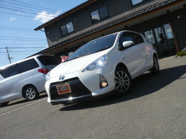「トヨタ」「アクア」「コンパクトカー」「福島県」の中古車7