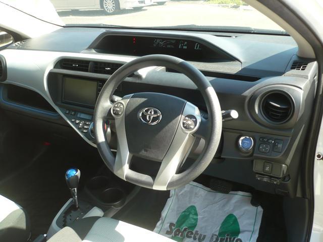 「トヨタ」「アクア」「コンパクトカー」「福島県」の中古車19