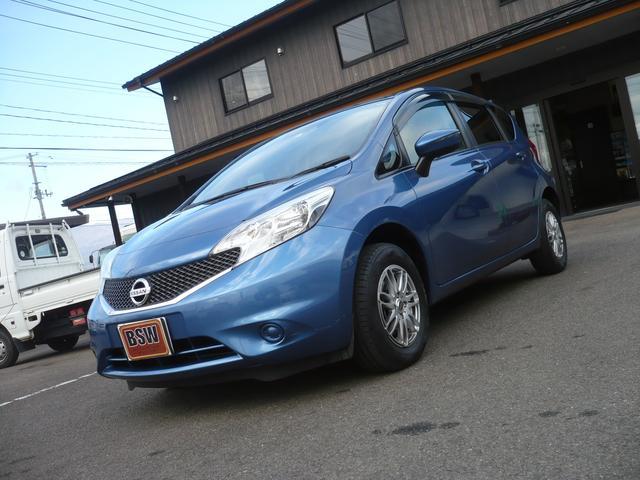 「日産」「ノート」「コンパクトカー」「福島県」の中古車7