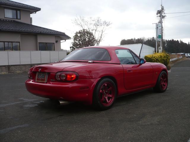 「マツダ」「ロードスター」「オープンカー」「福島県」の中古車12