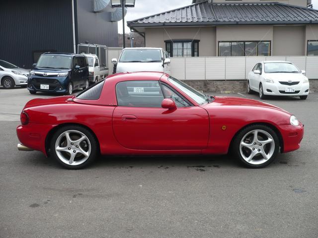 「マツダ」「ロードスター」「オープンカー」「福島県」の中古車58